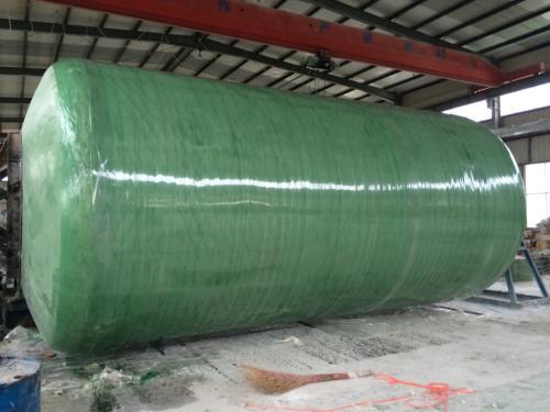 河北玻璃钢隔油池加工