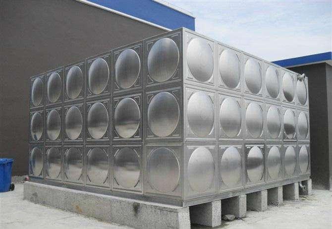 张家口不锈钢饮用水箱