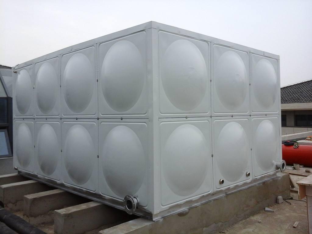 户外不锈钢保温水箱