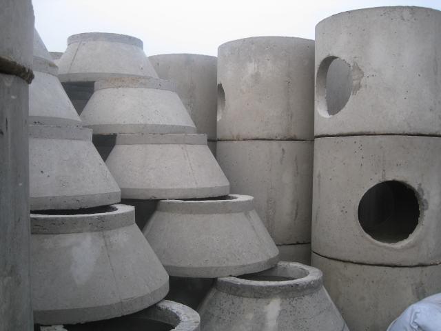 圆型混凝土检查井加工厂
