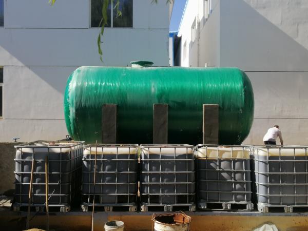 玻璃钢耐酸碱水池