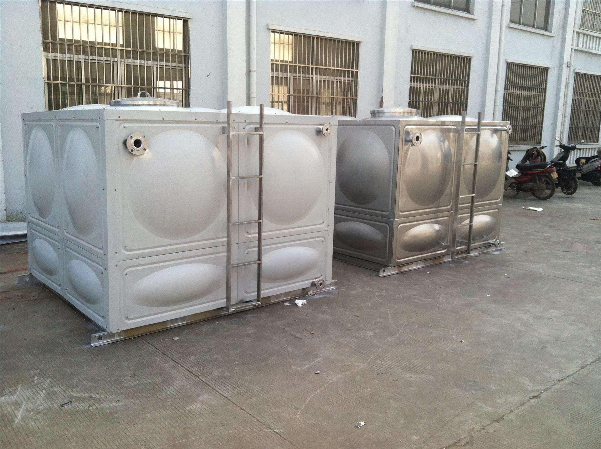 张家口不锈钢保温水箱