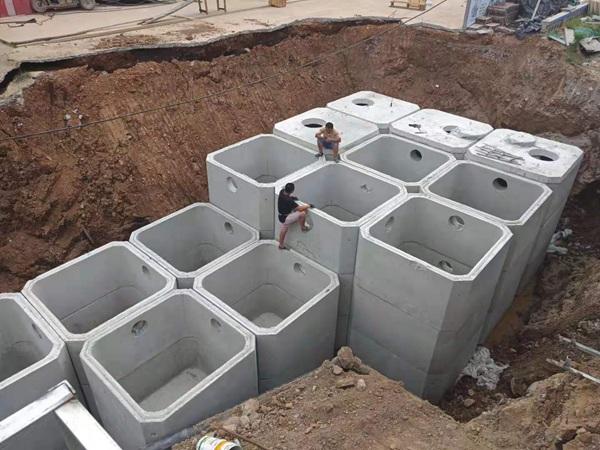 河北水泥化粪池厂