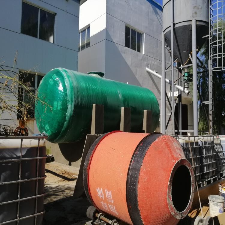 张家口玻璃钢耐酸碱水池厂家