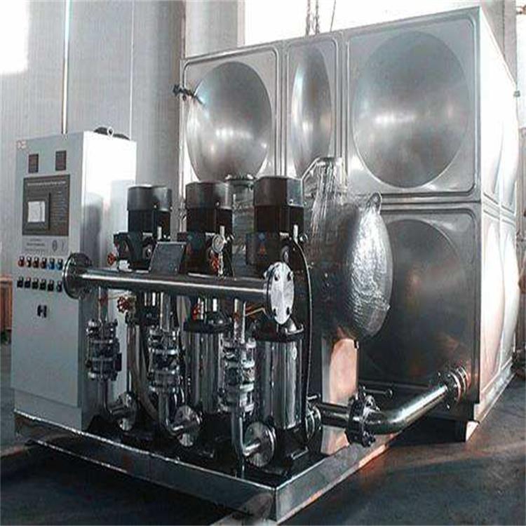 张家口无负压供水设备厂家解析无负压供水设备的运作原理