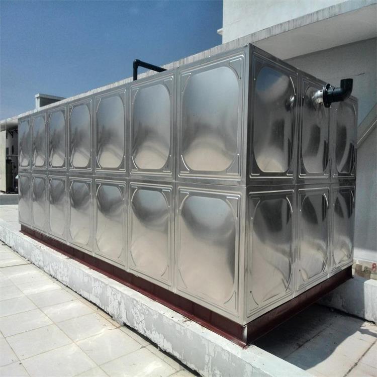 地埋式不锈钢水箱在安装时都需要注意什么?