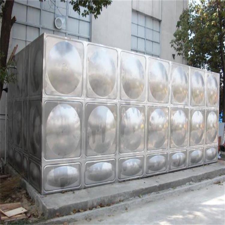 分析不锈钢饮用水箱的清洗消毒流程有哪些?