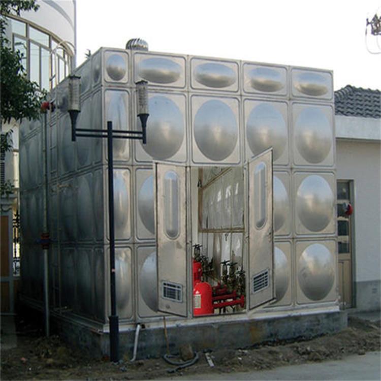 张家口不锈钢消防水箱
