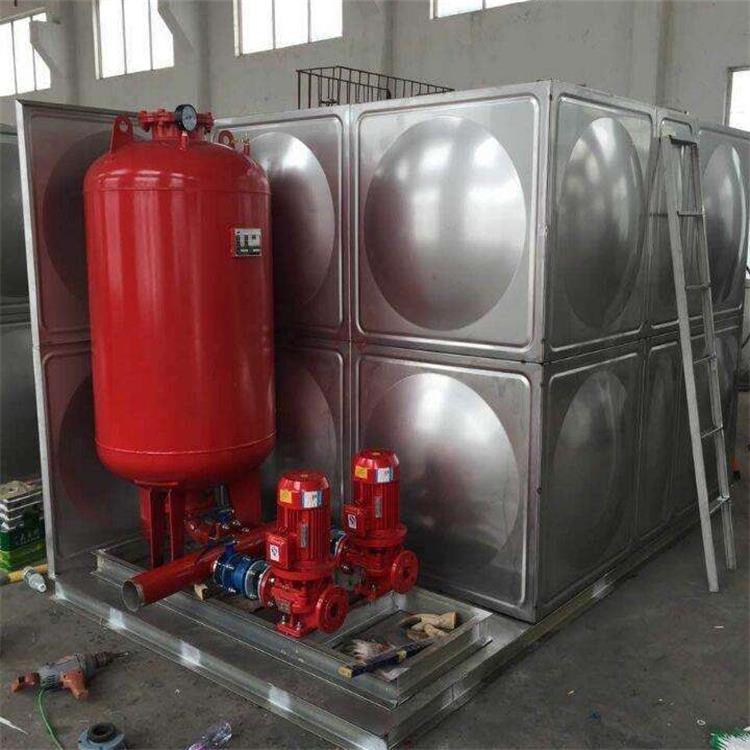 分析不锈钢消防水箱在制作工艺上都有哪些区别?