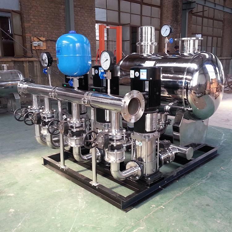 为什么无负压供水设备会受到欢迎,源于它可以改善水质避免污染!