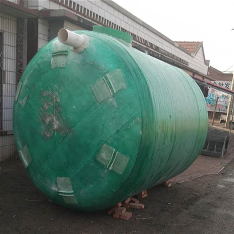 天气状况对安装玻璃钢化粪池有哪些影响?