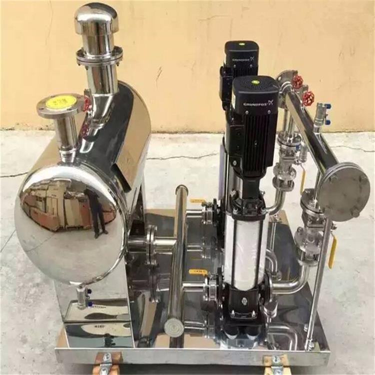 分析无负压供水设备在清洗零件时都要注意哪些?