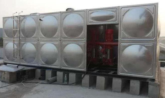 不锈钢消防水箱的高度在多少合适?