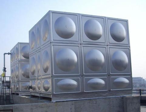 为什么不锈钢水箱也会生锈?