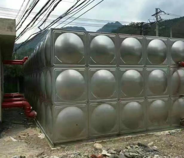 不锈钢生活水箱的产生锈斑的处理方法