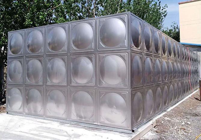 河北不锈钢水箱20立方米价格多少?
