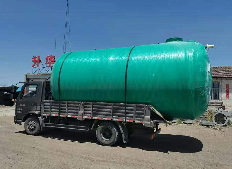 30立方米储水罐发往张北