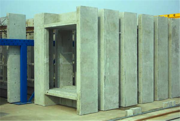 关于水泥预制构件怎么保养比较好这个问题做一简单的解答