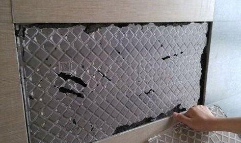 千万别用成都瓷砖粘合剂,不然后果不是你能想象的!