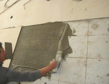 瓷砖粘贴,为什么要用瓷砖粘结剂?