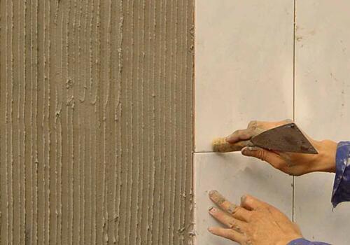小知识——成都瓷砖胶的使用方法