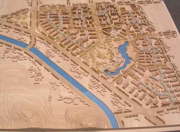 百旺新城总体规划案例