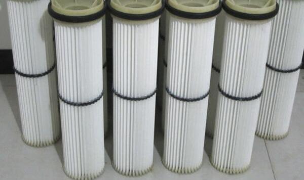 成都除尘滤筒的定时清洁与手动清洁区别介绍