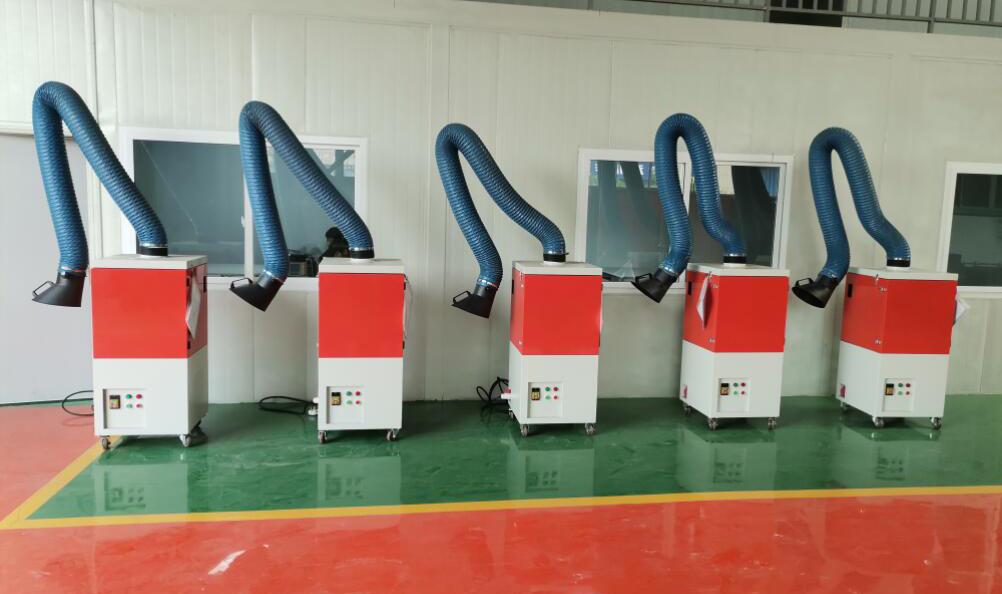 成都焊烟净化器厂家为您介绍烟尘治理信息