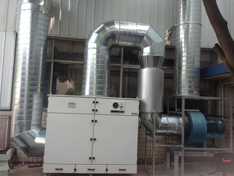 成都波威特斯空调技术有限公司-焊接烟雾净化系统