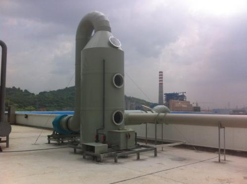 重金属废气基本处理方法