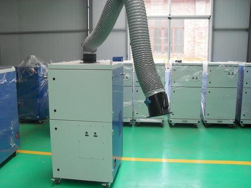 2021年,工厂焊接车间配套的成都焊烟净化器的选择策略.