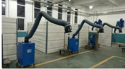 成都焊烟净化器的4大使用误区!你知道吗?