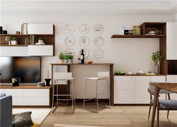 旧家具添点新花色就可以旧貌换新颜,成为新家具