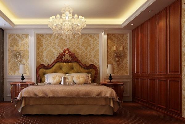 看着这篇文章你就知道卧室是装衣柜还是衣帽间了