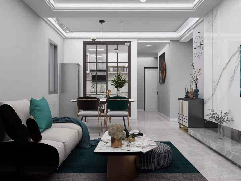 小客厅空间狭窄怎么办?
