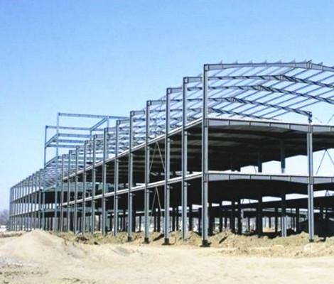 雨季对四川钢结构工程施工需要注意哪些!