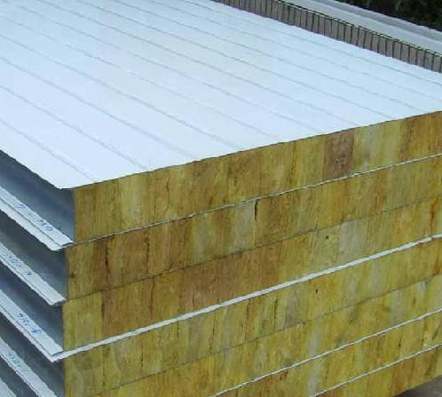 四川岩棉夹芯彩钢板的性能特点,你知道多少?