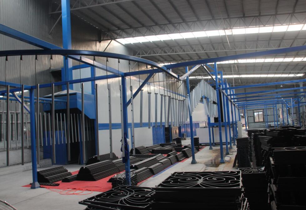 西安喷漆工厂