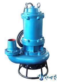 JYQN潜水泥砂泵
