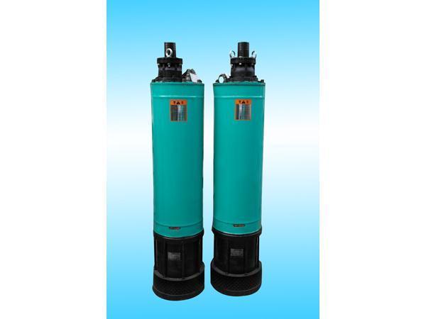 污水处理工程中带切割式潜水排污泵的选择