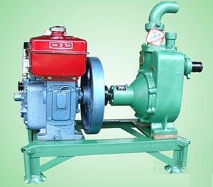 喷灌水泵50BZ--45,自吸式