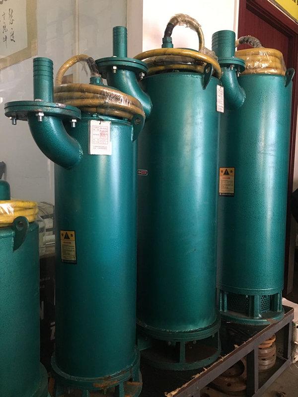 咸阳BQS隔爆型矿用潜水排沙泵