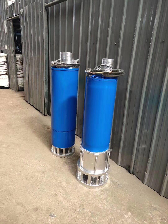 BQS隔爆型矿用潜水排沙泵价格