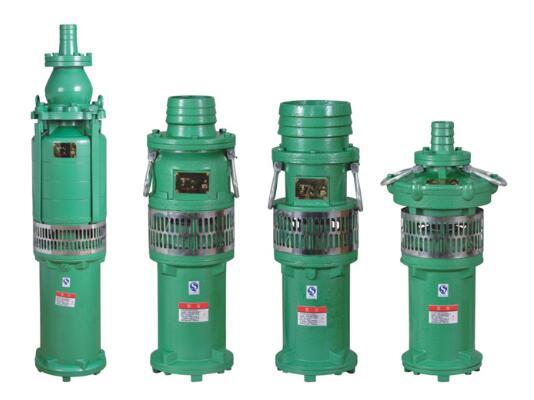潜水泵运行中的注意事项
