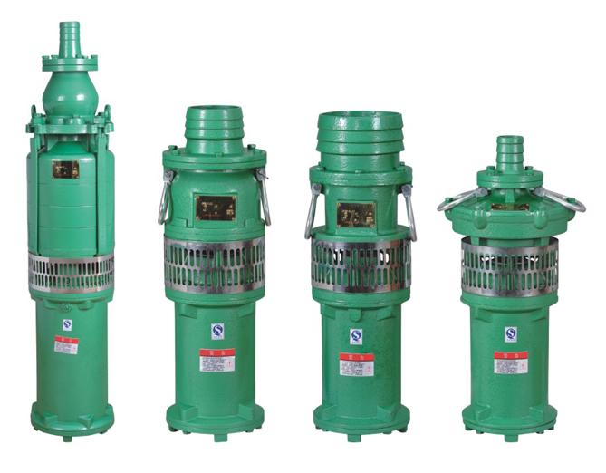QY型油浸式潜水电泵
