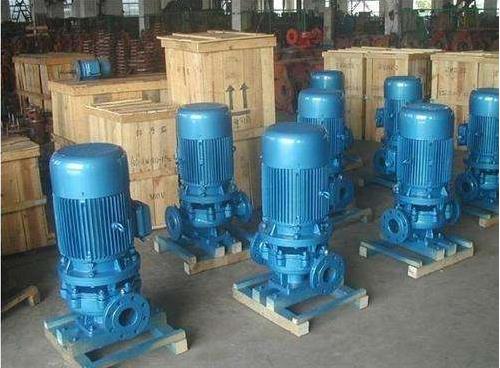 西安水泵-ISG管道离心泵