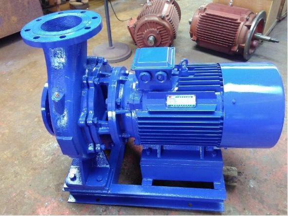 西安水泵-ISW管道离心泵