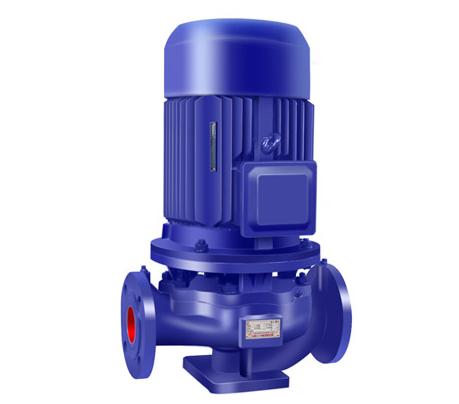 西安IRG立式热水管道离心泵