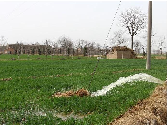 西安水泵农田灌溉