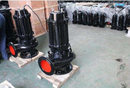 西安污水泵的操作规范